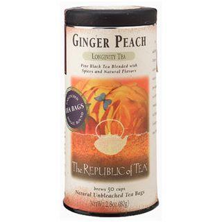 Ginger peach
