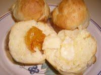 Batter buns