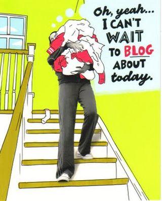 Oh yeah blog