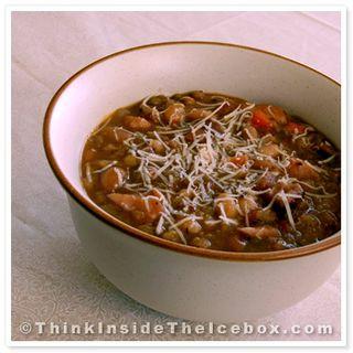 Ham-bean-soup