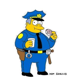 Simpsons20Cop